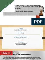 ORACLE Presentacion