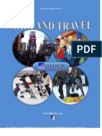 Alliance - Work and Travel 2012-2013