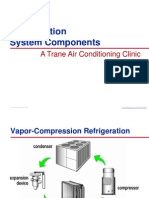 A Trane Air Conditioning Clinic - Refrigeration System Components.ppt