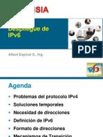 3. Despliegue de IPv6