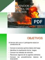 Prevencion de Incendios