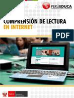 Comprensión de Lectura en Internet