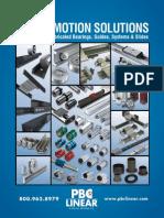 PBC Linear Motion Catalog