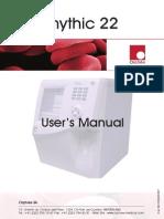 Manual Mythic