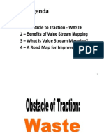 Value Stream Mapping - Gaining Traction