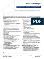 Cypress PSoC 5LP Datasheet