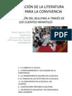 La Utilizacion de La Literatura Infantil Para La Convivencia Natividad Alonso