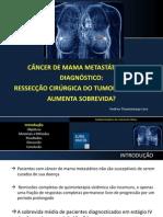 Mama Metastatico Cirurgia