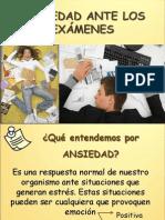 Ansiedad Ante Los Examenes OK