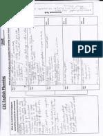 unit plan english