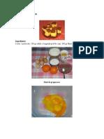 Prăjitură Cu Portocale
