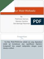 Test Run Wald-Wolfowitz