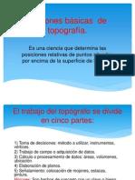 Curso de Topografía Universidad Mariano Gálvez