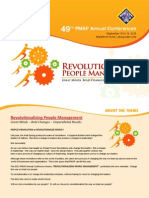 49th PAMP Annual Conference Sept 2012