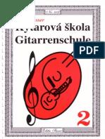 Susser Ctibor_No 2, Kytarova Skola