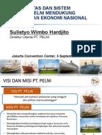 Konektifitas dan Sistem Logistik PELNI Mendukung Pemerataan Ekonomi Nasional