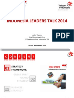 Indonesia Leaders Talk 2014