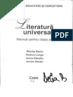 Literatura Universala Clasa Xi-A