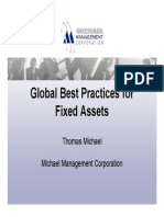 Best Practices in SAP FI-Asset Accounting
