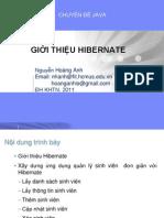 15. Hibernate Introduction