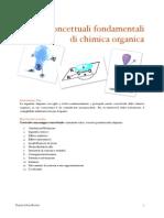 Nuclei Concettuali Fondamentali Di Chimica Organica