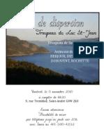 Catalogue Vente Dispersion 2010
