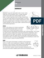 Propeller Terminology Yamaha