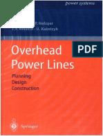 154 Kiessling Overhead Power Lines Planning Design Construction (Индекс)