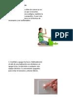 10 enseñanzas ecologicas