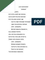 Puisi Perpisahan-Anis 6.b