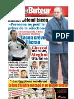 LE BUTEUR PDF du 14/12/2009