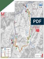 ES 8-11 Vallée de Munster - Carte Spectateur
