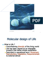 Molecular Design of Life-2014