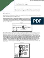 Vibrator Power Supplies