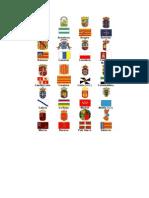 Escudos de Comunidades Autonomas