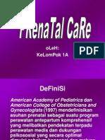 Prenatal NeY