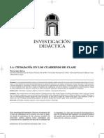 FINOCCHIO Ciudadania en Cuadernos Clase