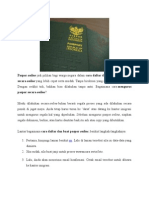 Paspor Online, Cara Daftar & Membuat Paspor Lebih Mudah Dan Cepat