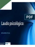 Laudo Psicológico