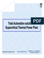 BHEL Super Critical Thermal Power Plant