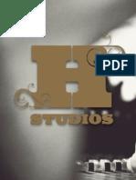 H STUDIOS PDF