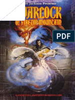 Games Workshop - The Warlock of Firetop Mountain