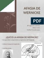 Afasia de Wernicke