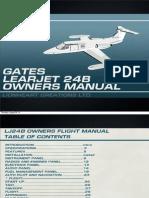 Learjet Manual