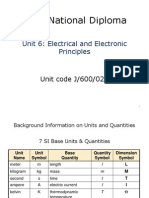 Electrical and Eletronic Principles
