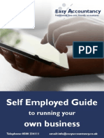 Guide to Running Your Own Business