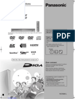 DVD Panasonic User Guide