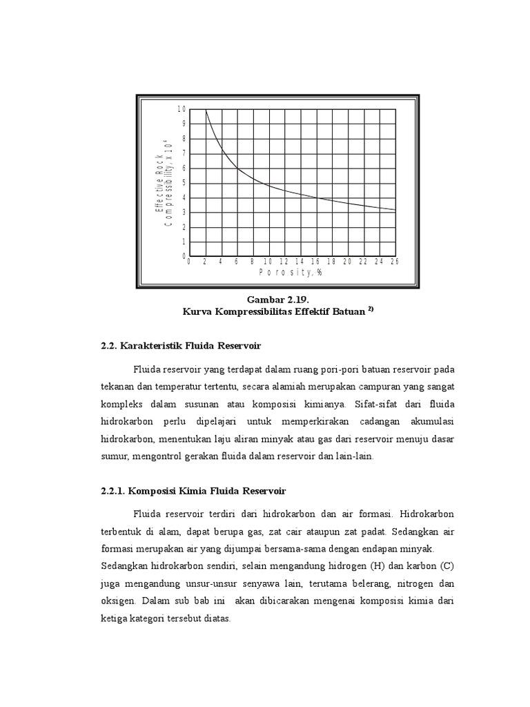 Karakteristik fluida dan kondisi reservoir ccuart Image collections