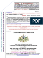 20140922-G. H. Schorel-Hlavka O.W.B. to Submissions to the Financial System Inquiry-SUPPLEMENT 9
