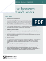 Access to Spectrum